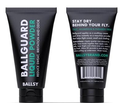 Ballsy Ball Guard Liquid Powder