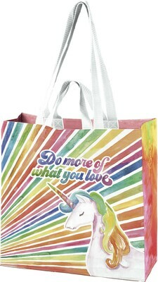 Primitives by Kathy DO MORE WHAT YOU LOVE market tote