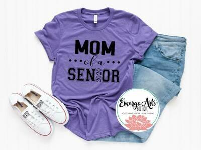 Mom of a Senior 2020 Tee