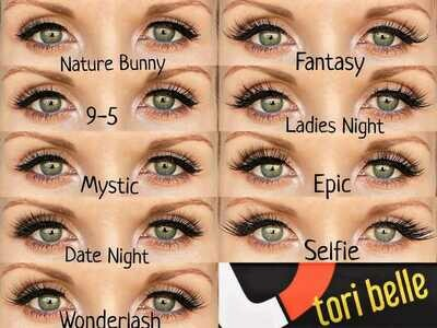 Tori Belle Magnetic Lashes & Liners