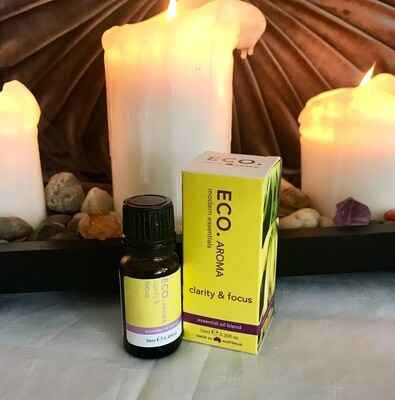 Clarity & Focus Blend by Eco.