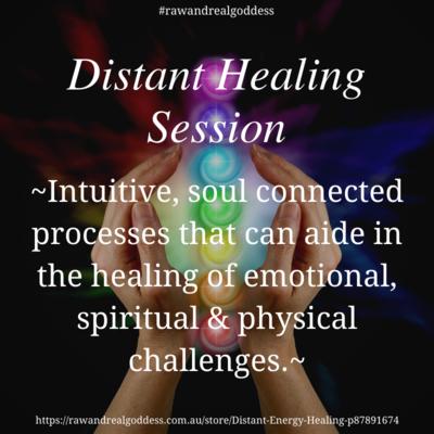 Distant Energy Healing