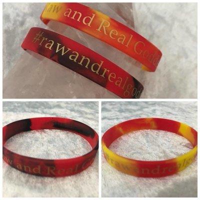 Raw & Real Goddess Wristband