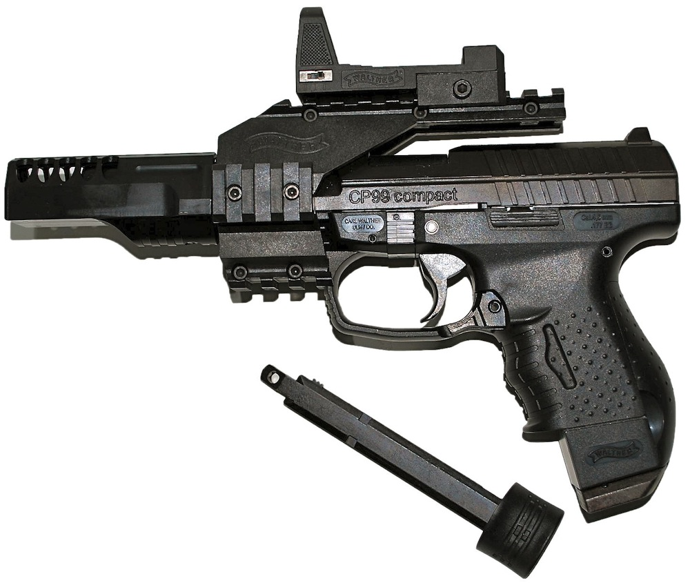 Umarex Walther CP99 Compact Recon (Blowback)