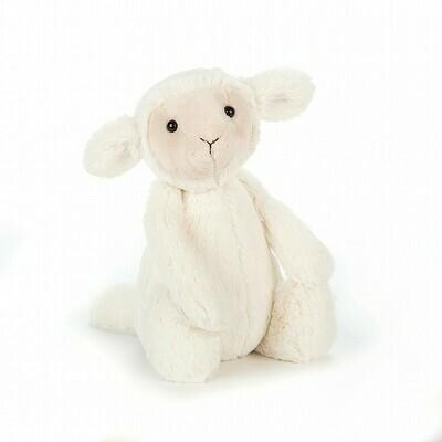 JellyCat Medium (12in) Bashful Lamb