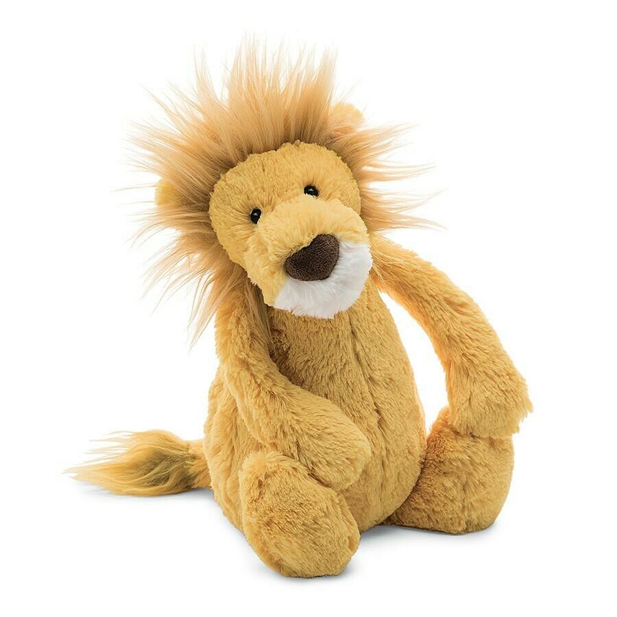 JellyCat Medium (12in) Bashful Lion