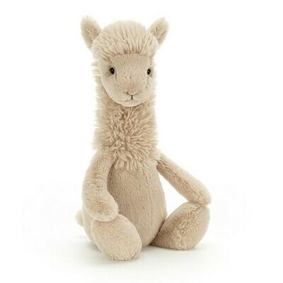 JellyCat Medium (12in) Bashful Llama