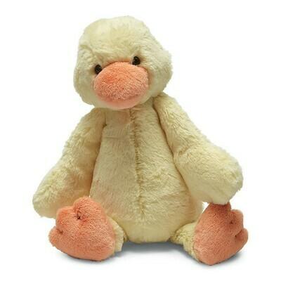 JellyCat Medium (12in) Bashful Duckling