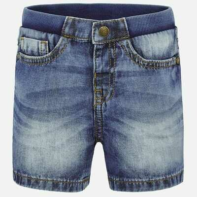 Mayoral Boy Denim Short
