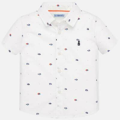 Mayoral S/S Shirt