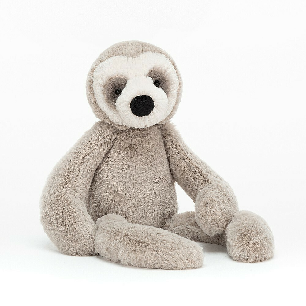 JellyCat Baily Sloth Small