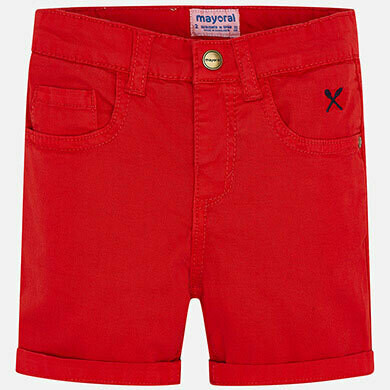 Mayoral Red Short
