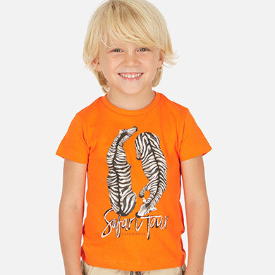 Mayoral Safari Tee 3063