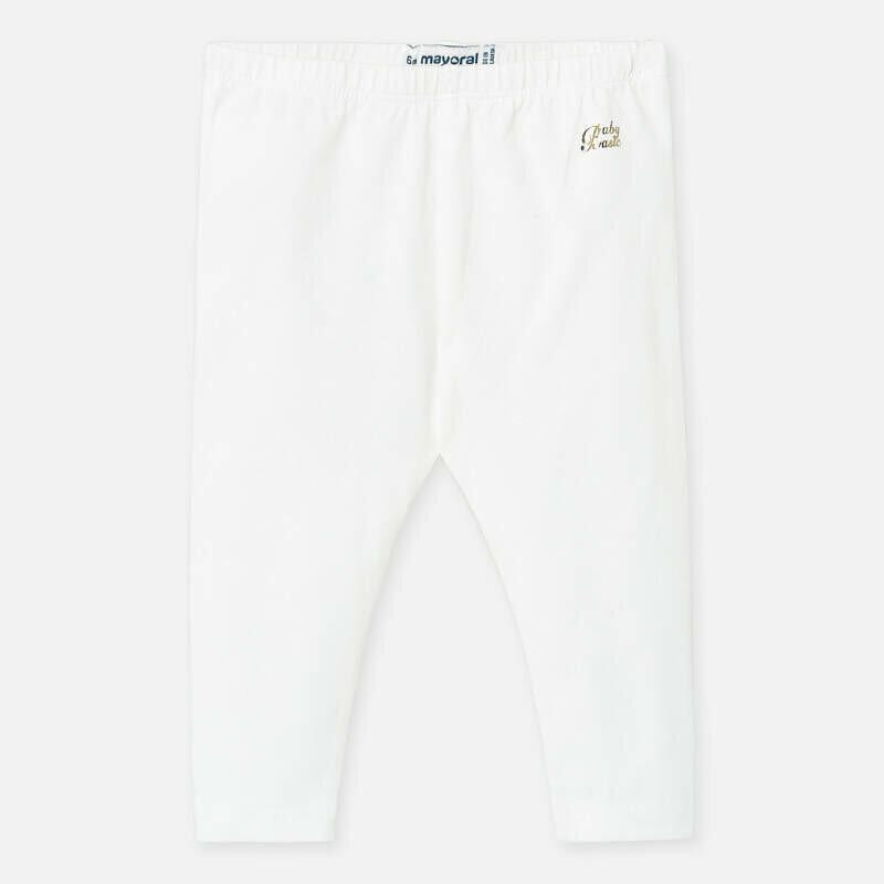 Mayoral Legging White