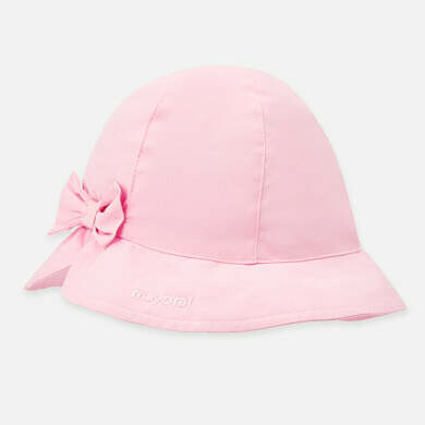 Mayoral Sun Hat Pink 10744