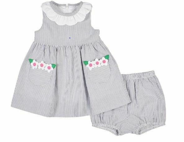Florence Eiseman Dress Set 80668