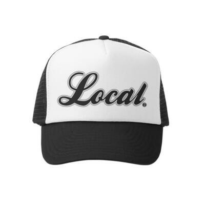 GROM SQUAD LOCAL HAT BLK
