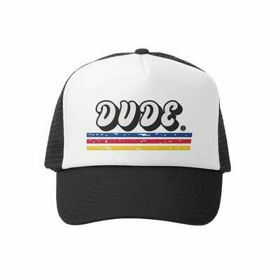 GROM SQUAD DUDE HAT BLK