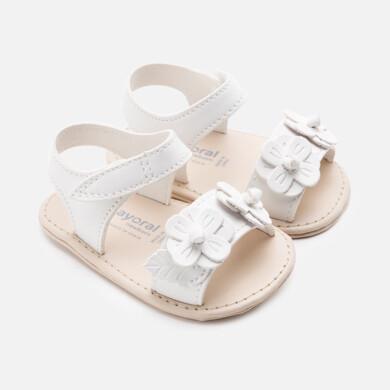 Mayoral White Sandal 9287