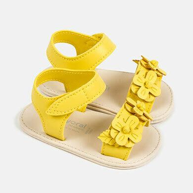 Mayoral Yellow Sandal 9287