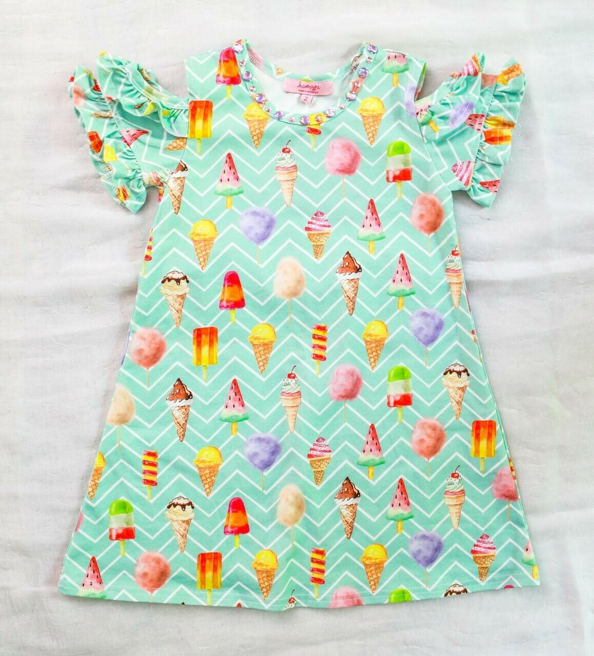 Haven Girl Dress 80D851K