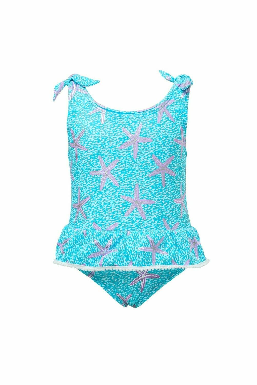 Snapper Rock Ocean Star Skirt Swimsuit