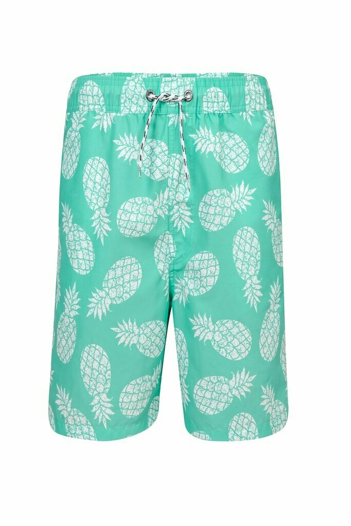 Snapper Rock Mint Pineapple Boardies