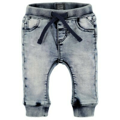 Babyface Boys Jog Jeans FRESH BLUE DENIM #0127231