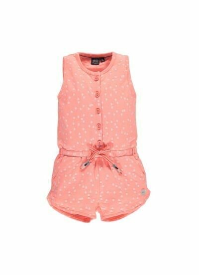 Babyface Girls Jumpsuit PEACH PINK 0108748