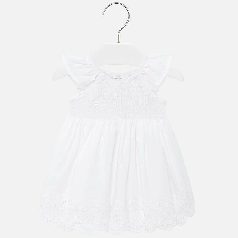 Mayoral Dress White 1934