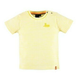 Babyface Boys Shirt LEMON 0107628