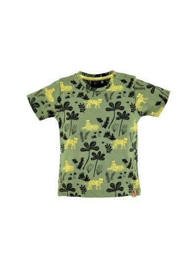 Babyface Boys T-Shirt JUNGLE 0107633