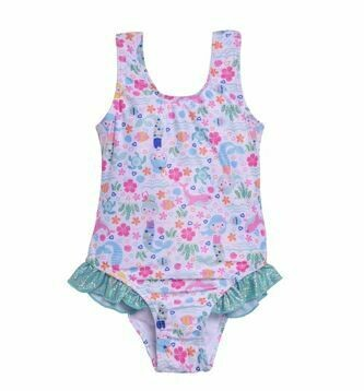 Flap Happy Mermaid Lagoon Swimsuit