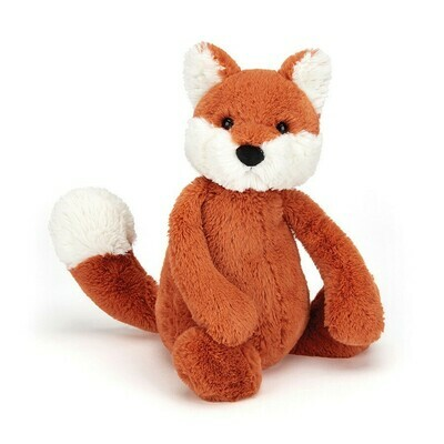 JellyCat Bashful Fox Medium 12