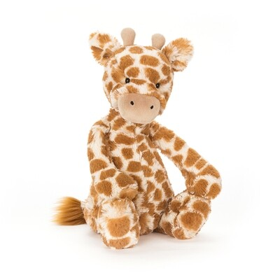 JellyCat Bashful Giraffe Medium 12