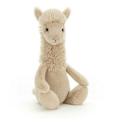 JellyCat Bashful Llama Medium 12