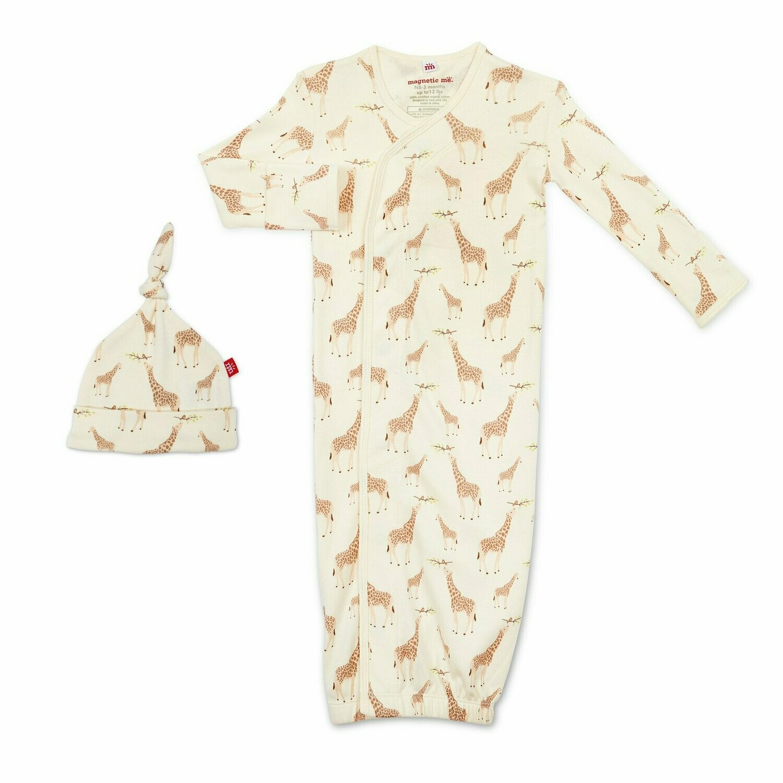 Magnetic Me Cream Jolie Giraffe Gown Set 11387