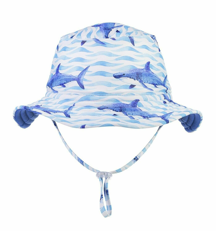 Snapper Rock School Of Sharks Hat