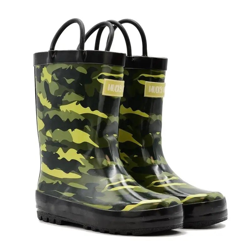 CAMO BOOT Muckey Wear