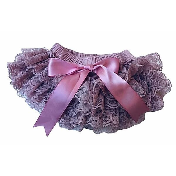 Sparkle Sisters Lace Bloomer