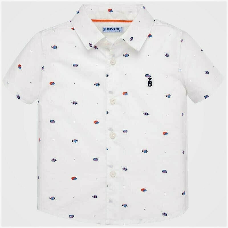Mayoral S/S Shirt 1159