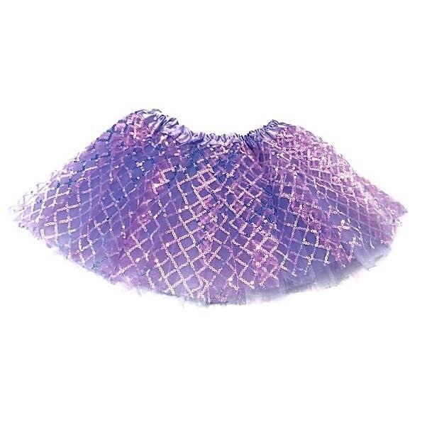 Sparkle Sisters Sequin TuTu Lavender