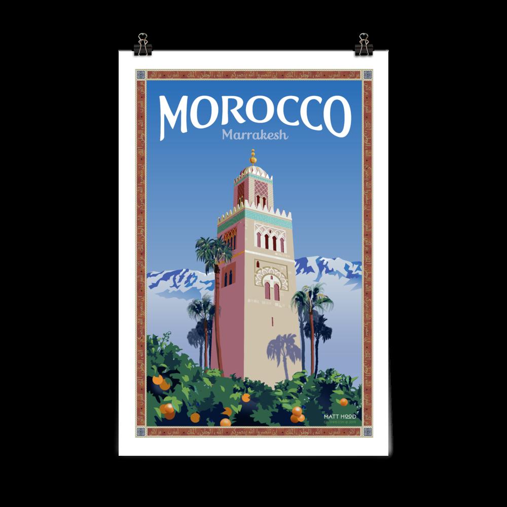 Marrakesh Poster