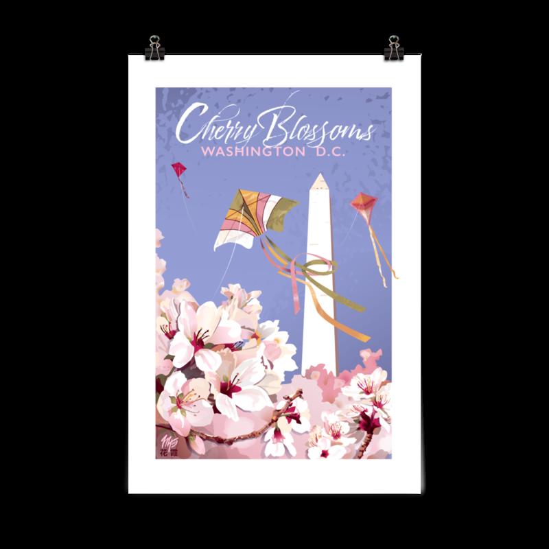 Washington D.C.: Cherry Blossoms