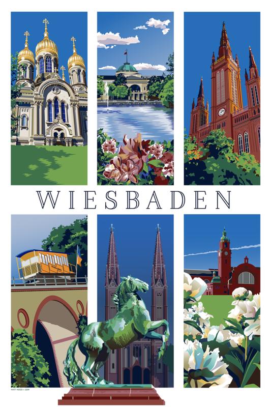 Wiesbaden Original (6 Views)