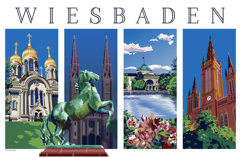 Wiesbaden Original (4 Views)