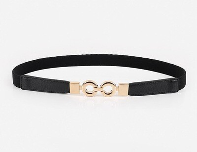 Golden Infinity stretch belt