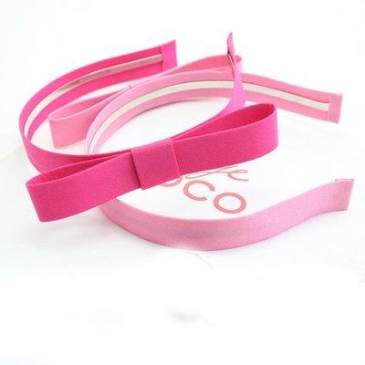 Pretty ribbon bow knot headband