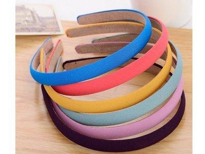 1.2cm-wide plain headband