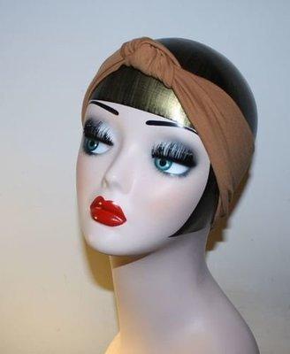 Knot turban headband